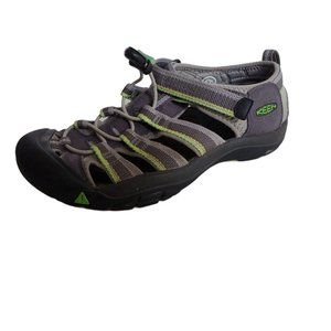 Keen Closed Toe Sandal Hiking Bungee Lace Size 5
